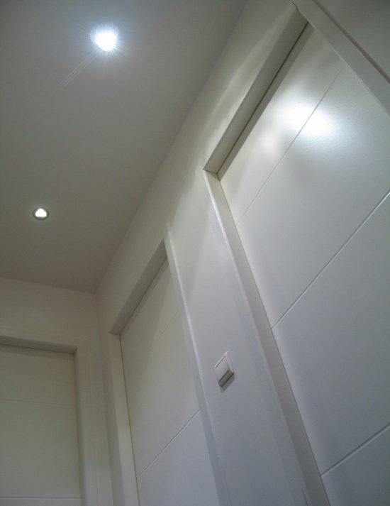Comparaison de deux spots LED de 3W