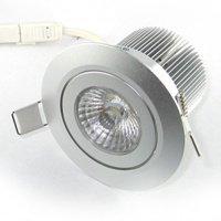 Mini spot LED orientable de 7W en 230V haut de gamme