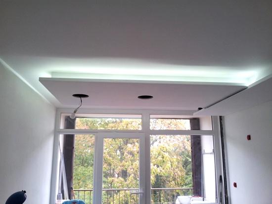Eclairage led complet d 39 une cuisine led 39 s go for Plafond de cuisine design