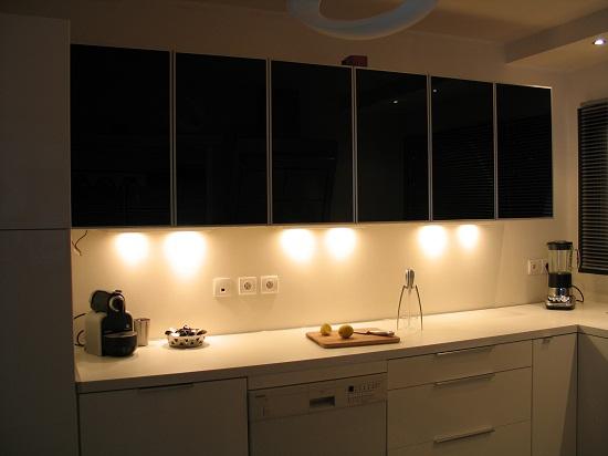lumiere meuble cuisine clairage ambiance cuisine. Black Bedroom Furniture Sets. Home Design Ideas