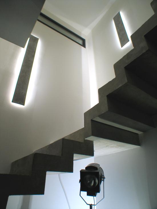 appliques led en b ton cir led 39 s go. Black Bedroom Furniture Sets. Home Design Ideas