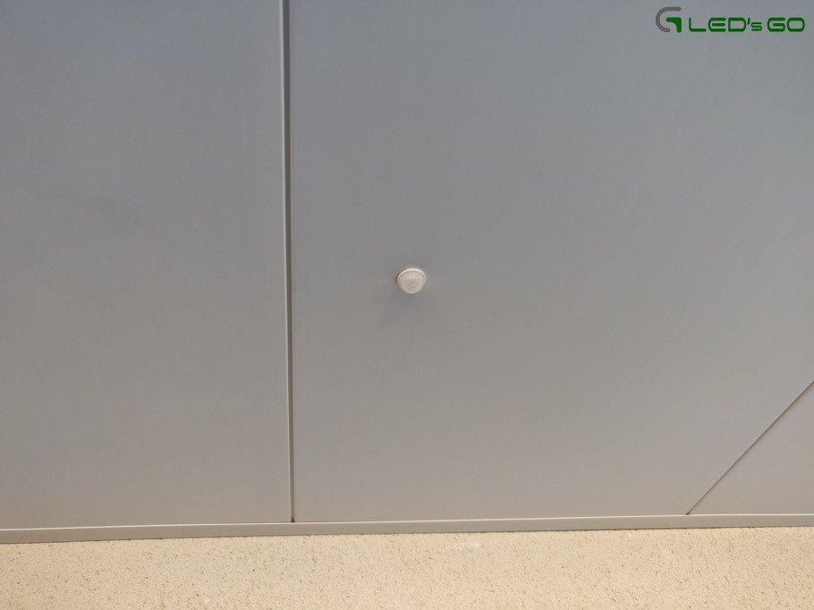 Interrupteur automatique avancée toiture