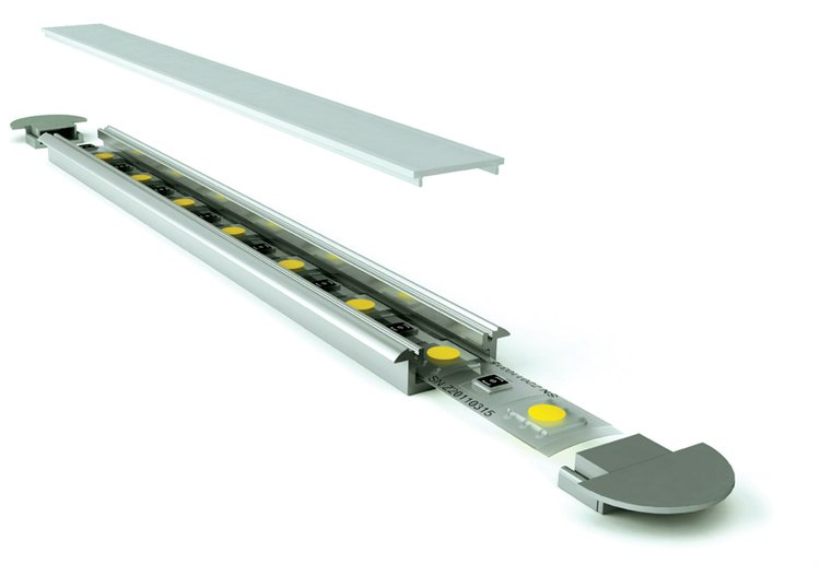 Fabrication barre LED
